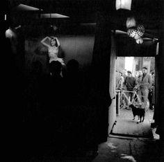 Robert Doisneau, La trépidante Wanda, 1953