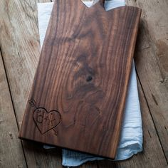 Personalization For Boards  Custom Carving  by CattailsWoodwork