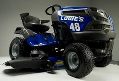 Win a Lowe's Racing Edition Husqvarna Fast Tractor this Memorial Day weekend! https://apps.facebook.com/husqvarna-promos/contests/324248