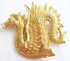 Scythian Gold Dragon