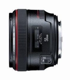 Canon EF 50mm f/1.2 L USM Lens for Canon Digital SLR Camera #FairfieldGrantsWishes