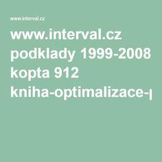 www.interval.cz podklady 1999-2008 kopta 912 kniha-optimalizace-pro-vyhledavace-seo.pdf