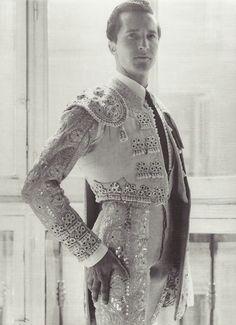 Cecil Beaton- Luis Miguel Dominguin, 1952