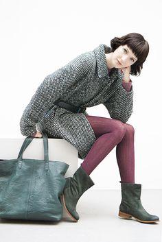 Bottes : http://eshop.bensimon.com/fr/produits/2763-high-boots-vert