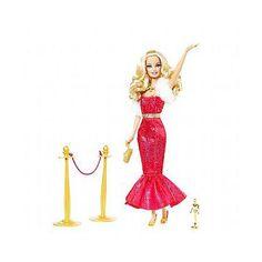 T7171-Barbie Quero Ser Atriz de Cinema-MATTEL - 254-T7171 - sapekinhatoys