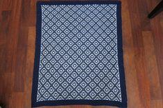 Ravelry: #29 Welsh Blanket pattern by Debbie Bliss