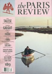 Paris Review Issue 189, Summer 2009 #literary #read