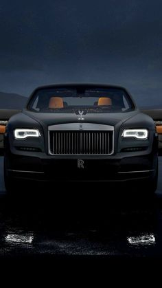 Rolls Royce makes some of the world's most luxurious cars. Rolls Royce cars are known for their high price. They are known for producing hand-crafted automobile Maserati, Bugatti, Rolls Royce Wraith, Rolls Royce Cars, Classic Cars British, Old Classic Cars, Mercedes Maybach, Audi, Porsche