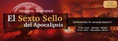 """DESAYUNO CONFERENCIA """"EL SEXTO SELLO DEL APOCALIPSIS"""""""