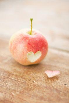 A little bit of apple love   Flickr - Photo Sharing! op we heart it / visuele bladwijzer #21827072