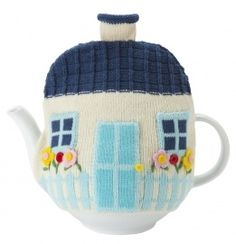 Ulster Weavers Knitted Cottage Tea Cosy
