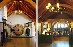 Architects Archer & Buchanan designed and constructed a Hobbit House for a Tolkien fan in Pennsylvania.