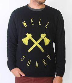 Well Sharp Crew Sweatshirt