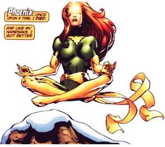 Telekines, Telepathy, Resurrection, need I say more? Jean Grey is an Omega-level mutant ready to turn into the Phoenix and crush her enemies.