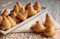 Piccole+piramidi+dolci+di+sfoglia