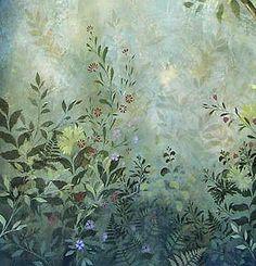 Wildflowers Stencil
