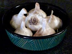 How to Make Roasted Garlic … to Ward Off Vampires