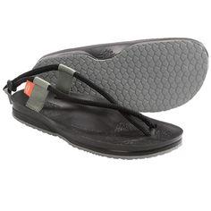 Lizard Duo Sandals (For Men and Women))
