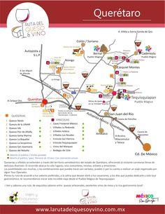 Ruta del queso y el vino, Querétaro