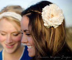 Flower Headbands - Headband with Flower | handmadeables