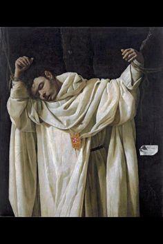 Saint Serapion or The Martyrdom of Saint Serapion is a 1628 oil on canvas painting by the Spanish artist Francisco Zurbarán (1598–1664).