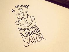 Life Quotes & Inspiration : Hand Lettering Quote