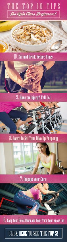 Ready to hop on the bike but never tried it before? Check out these 10 spin class tips that are sure to take you from novice to advanced rider in no time! #SpinClass