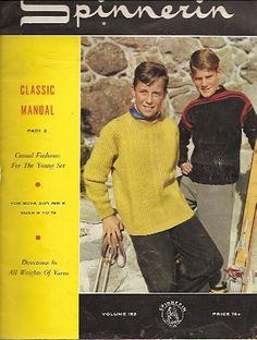 1960's vintage knit