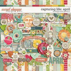 Capturing life: April by Blagovesta Gosheva