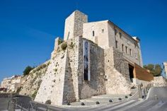 Guide to the top 6 things to do in Antibes from a walk through the old town to the Provencal market, from the Cap d'Antibes to Marineland and more.: Musee Picasso in the Chateau Grimaldi