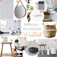 The Design Chaser: Home Build | Bathroom Details