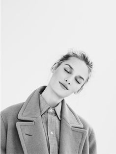 Androgynous.