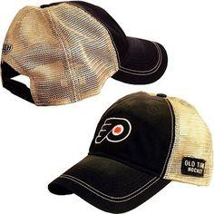 Old Time Hockey Philadelphia Flyers Mesh-Back Adjustable Hat. Flyers De  FiladelfiaPittsburgh PenguinsCoyotes ... 4aeb95f9bd553