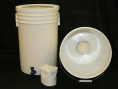 Self Sustaining Water Filter System -   MUCH cheaper than the Berkey filters and just as effective.  Sponsored by the Texas Baptist Men's Water Ministry that provides these to areas affected by disaster.