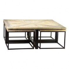 Dovetail Drayton Coffee Table