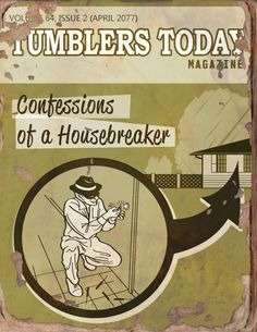Tumblers Today Book - Fallout 4 by on DeviantArt Fallout 3, Fallout 4 Funny, Fallout Theme, Fallout Posters, Fallout Props, Fallout Cosplay, Fallout Comics, Fallout 4 Settlement Ideas, Nuclear Winter