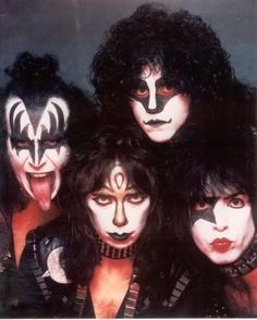 KISS-Creatures of the Night..........................                                                                                                                                                      More