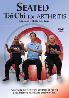Seated Tai Chi for Arthritis - Dr Paul Lam Tai Chi Productions USA LLC