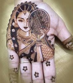 Karva Chauth mehndi designs for our lovely ladies who fast for their Husbands long life are spectacular like the occasion. To compliment this Karva Chauth, we have these designs depicting love and togetherness. Wedding Henna Designs, Latest Bridal Mehndi Designs, Legs Mehndi Design, Full Hand Mehndi Designs, Mehndi Designs 2018, Stylish Mehndi Designs, Mehndi Design Photos, Mehndi Designs For Fingers, Dulhan Mehndi Designs