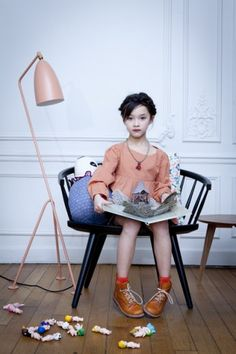 Ansiau, Julie: Photography, Kids   The Red List