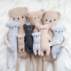 Bear fwends for your little Cubs  #miniproductlove @shopcommonfolk