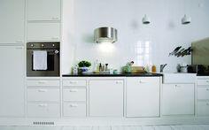 Mittapuu / made-to-order kitchen Order Kitchen, Vintage Kitchen, Double Vanity, Kitchen Design, Kitchen Cabinets, Minimalist, House, Inspiration, Haku
