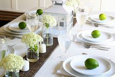 Rustic Summer Tablescape by @Taryn H {Design, Dining + Diapers}