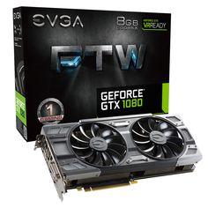 [Pichau] EVGA GTX 1080 8GB - R$2.068,98