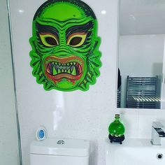 "Lee mckee on Instagram: ""Yuss! Potion bottle matches swamp thing perfectly! #tkmaxx #tkmaxxhalloween #halloweenhome #halloweenornaments #halloweenhomedecor…"""