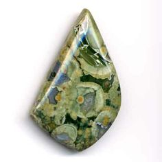 #498 Rain Forest Jasper  I love this stuff.