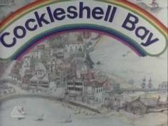Do you remember Cockleshell Bay? 1980s Tv Shows, Uk Tv Shows, 1980s Childhood, My Childhood Memories, 80s Kids, Kids Tv, Retro Kids, Tv Ark, Programming For Kids