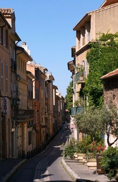 Travel Inspiration | Aix-en Provence, France.