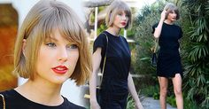 The singer looked stunning as she stepped out solo in LA on Wednesday