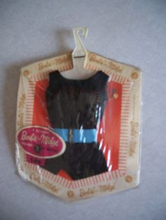 Barbie & Midge - Black/Blue (Fashion Pak) #